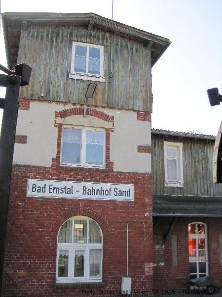 Bahnhof Bad Emstal-Sand