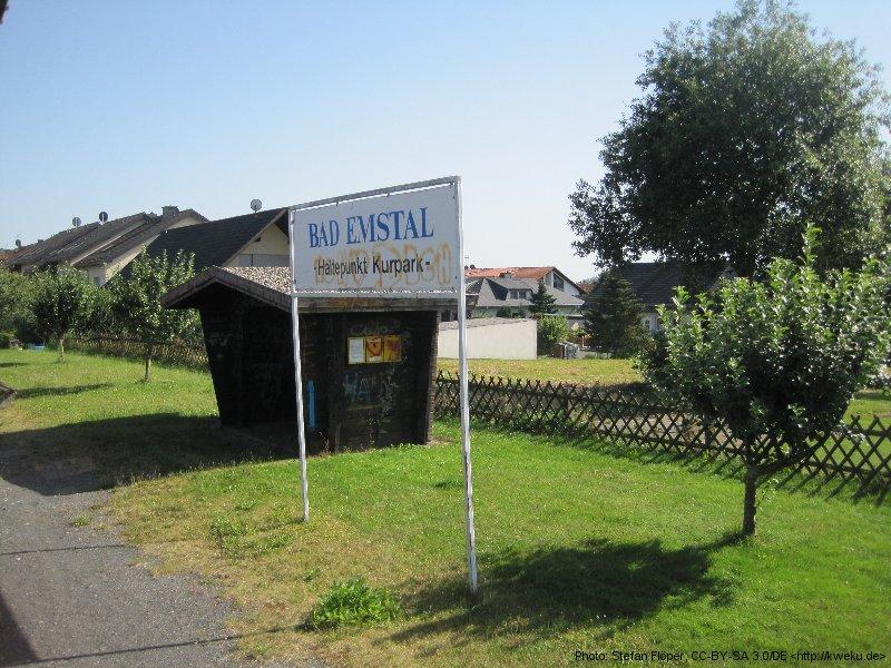 Haltepunkt Kurpark