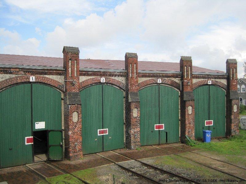 Eisenbahnmuseum Norden